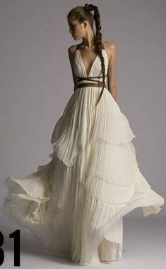Revitalizing Ancient Roman fashion