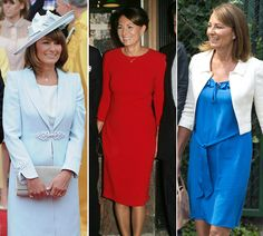 "Mrs. Carole Middleton has officially been crowned the most glamorous of grandmothers by the UK public, in a survey carried out by Kaleidoscope.  The 58-year old grandmother to the future king of England, who has called Prince George ""absolutely beautiful"", beat Camilla, Duchess of Cornwall to the title.  Carole pulled in an outstanding 40 per cent of the votes, while Camilla, 66, gained 2 per cent."