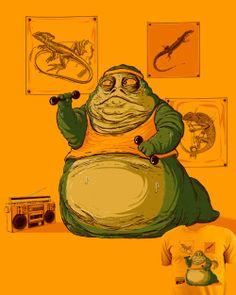 jabba is gettin sexy