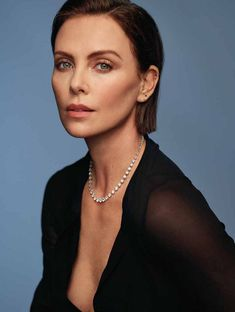 Gentlemens Watch, July 2020 - CharlizeTheron