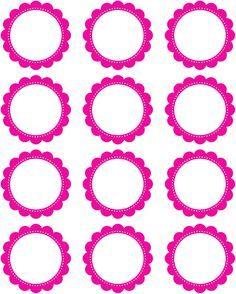 circles 2 inch free - Google Search
