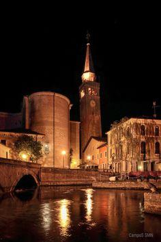 Portogruaro, province of Venice , Veneto, Italy