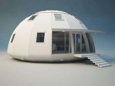 Проект деревянного купольного дома 3 Amazing Architecture, Architecture Design, Quonset Hut Homes, Portable Shelter, Geodesic Dome Homes, Shelter Design, Container Cabin, Tiny House Cabin, Dome House