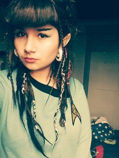 spiritual-hippie-girl:  earthysoul:  I'm a huge fucking nerd  Beautiful