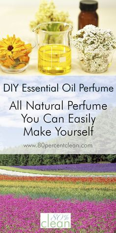 Want to wear perfume, but don't want all the toxic chemical exposure? Try making your own DIY essential oil perfume. Easy, nontoxic recipes to make yourself