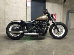 BF Motorcycles - BOBBER FUCKER - BF #00 - H-D 1450 dyna