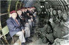 A long time ago in an Airborne drop far far away!