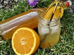 شربت نارنج با پرتقال و بهارنارنج – وبلاگ ويدا