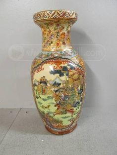 shopgoodwill.com: Decorative Oriental Vase