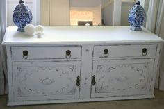 My 2012 Painted Furniture Review
