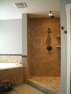 bathroom shower remodel cost