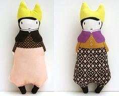 Babette series dolls, Le Train Fantome