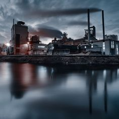 Clouds factory by David Keochkerian