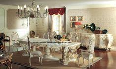 Set Kursi Makan Victorian Minerva Set Kursi Makan Victorian Minerva