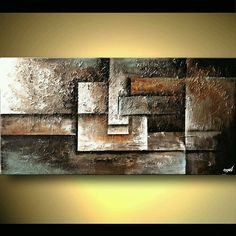 Modern abstract painting by the artist Osnat Tzadok. Choose from thousands of modern, contemporary and abstract paintings in this online art gallery. Artwork: 'Bricks of Sand', dimensions: Canvas Art Prints, Canvas Wall Art, Canvas Canvas, Art Paintings For Sale, Sand Art, Mural Art, Abstract Wall Art, Abstract Paintings, Texture Painting