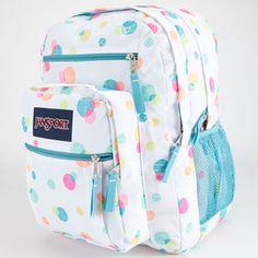 4c50d49038 JANSPORT Big Student Backpack - WHTCO - TDN7-1W6