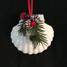Muschel-Weihnachtsverzierung - New Ideas
