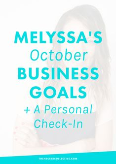 Hey friends! At the beginning of each month, I share in-depth look at my blogging and businessgoals for the month ahead. I find that crafting goals at the start of the month is a great way to align my work with the intentionsthat matter to me most. It's also a way to keep me focused …