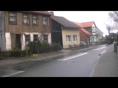 99 5906 doing some street running in Wernegerode Germany - YouTube