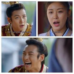Empress Ki cute moment Love this Drama......wondering what would be next for Ji Chang Wok & Ha Ji Won!!! Can't wait.