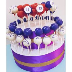 Our cakepops are also great for anniversaries