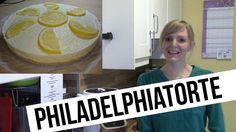 Philadelphiatorte nach IKORS - Krups Prep and Cook