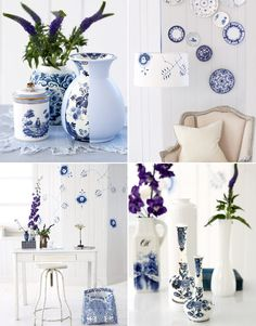 China pattern DIY projects
