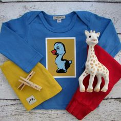 Check out Baby Boy tshirt, Rubber Duckie, cool baby boy clothes on lepetitmonami