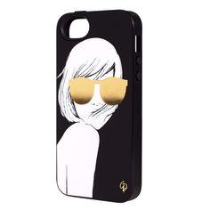 Garance Doré by Rifle Paper Co Sunglasses iPhone 5 Slim Case