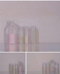 These amazing oil paintings are the beautifully mundane work of UK based artist Alex Hanna.