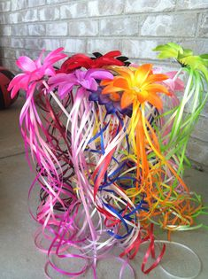 Hey, I found this really awesome Etsy listing at https://www.etsy.com/listing/151584299/flower-fairy-wands-party-pack