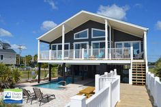 Garden City Beach Rental Beach Home: Whitty Fish   Myrtle Beach Vacation Rentals by Dunes Realty