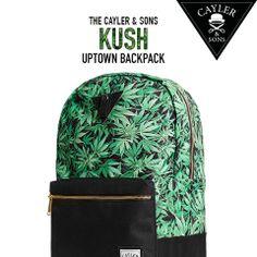 Kush Uptown Backpack