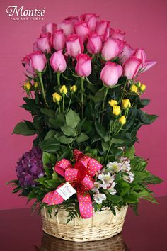 Just for You! Beautiful Bouquet Of Flowers, Exotic Flowers, Beautiful Roses, Flower Boxes, My Flower, Flower Art, Good Morning Greeting Cards, Flower Arrangements Simple, Birthday Bouquet