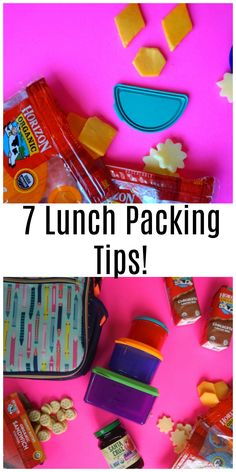 7 fun lunch packing