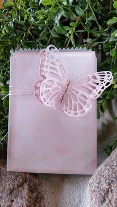 SU ... mini treat bag & Butterfly thinlits