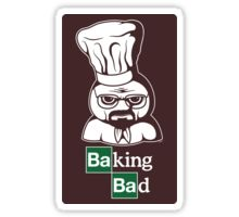 Baking Bad (STICKER) Sticker