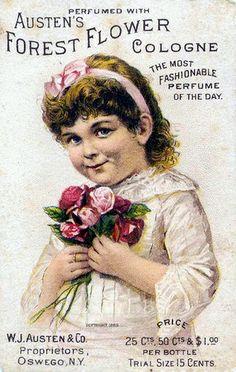 Vintage Labels 1900's by Antoon's Foobar, via Flickr