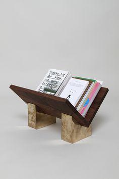 Penta-base Bookrest