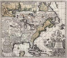 map of Louisiana 1700s #MarketingResults