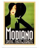 Modiano 1935 Posters van Franz Lenhart