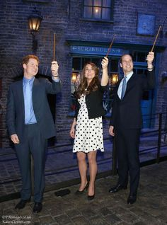 Visiting Harry Potter & Warner Bros. | Kate's Clothes