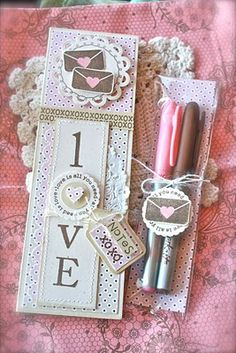 cute gift set using #PTI