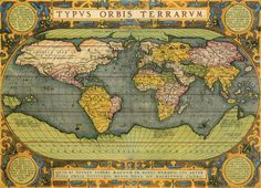 Old world The world map Antique maps 114 by mapsandposters on Etsy, $9.99                                                                                                                                                      More