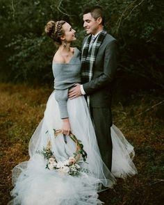 Wedding Dresses This cozy winter wedding shoot features a muted, icy color palette, super soft textures, and an absolutely dreamy floral bridal wreath. Wedding Shoot, Dream Wedding, Wedding Day, Cozy Wedding, Casual Wedding, Warm Wedding Dress, Wedding Tips, Winter Wedding Dresses, Perfect Wedding