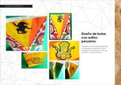 Echa un vistazo a este proyecto @Behance: \u201cInstituto -Diseño a témpera, bolsa con motivos peruanos\u201d https://www.behance.net/gallery/51819339/Instituto-Diseno-a-tmpera-bolsa-con-motivos-peruanos