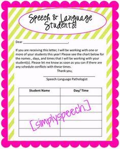 Speech Schedule for the teacher[simply speech.]