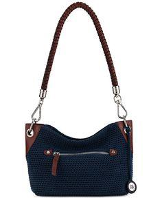 The Sak Portola Crochet Demi Bag Hobo Handbags, Fashion Handbags, Vintage  Handbags, Handbag 20acb31554