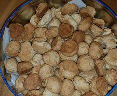 Pfeffernüsse wie vom Bäcker