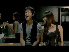 Enrique Iglesias - I Like It ft. Pitbull - High energy, Pitbull (one of my personal favorites) never disappoints, Enrique has soooo much electricity... It's fun.  Enjoy.